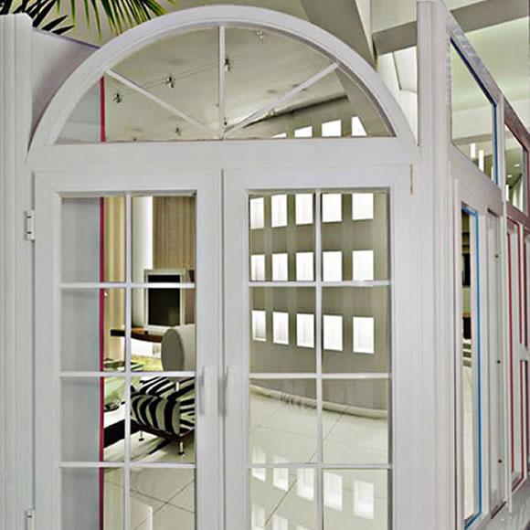 Ventanas de pvc for Tipos de aluminio para ventanas